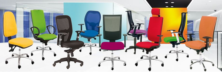Sillofi las mejores ofertas en sillas de oficina madrid for Sillones para oficina