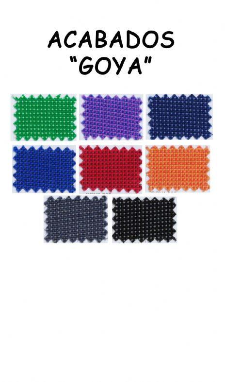 Muestrario Textil GOYA