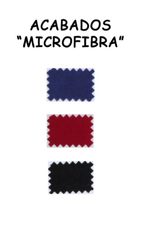 Muestrario Textil MICROFIBRA